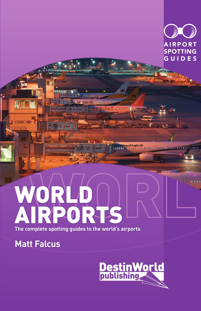 Matthew Falcus World Airports Spotting Guides