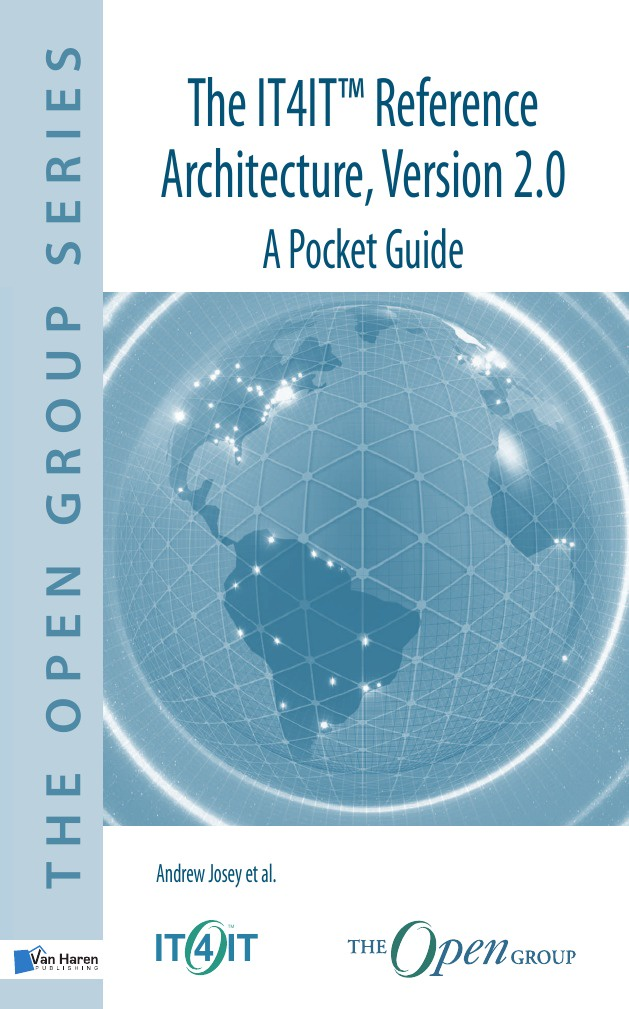 Andrew Josey et al The IT4IT. Reference Architecture, Version 2.0 - A Pocket Guide dubai pocket guide