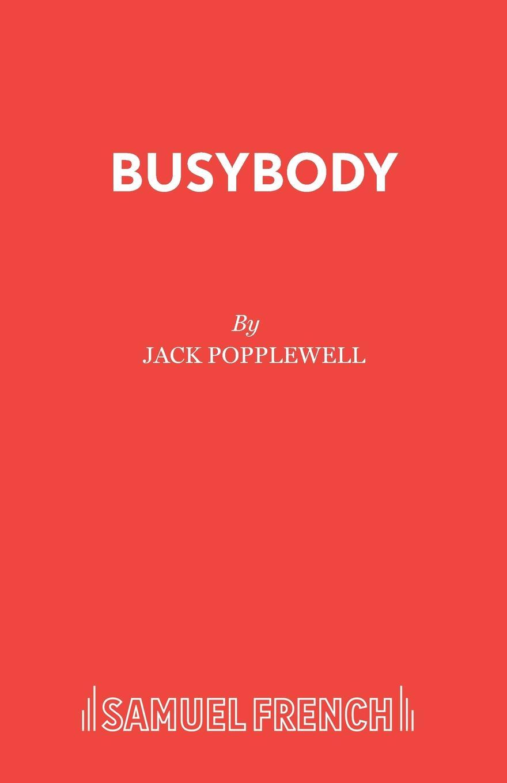 Jack Popplewell Busybody цена