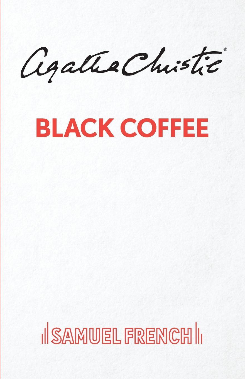 Agatha Christie Black Coffee цены онлайн