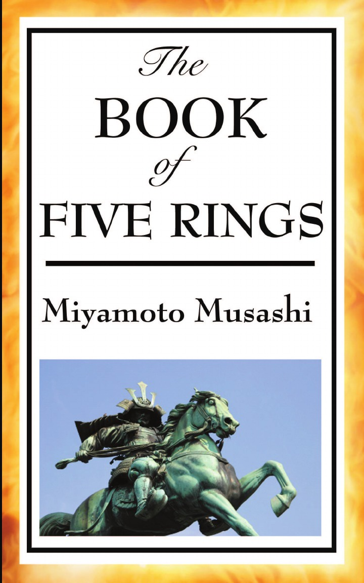 Miyamoto Musashi The Book of Five Rings недорго, оригинальная цена