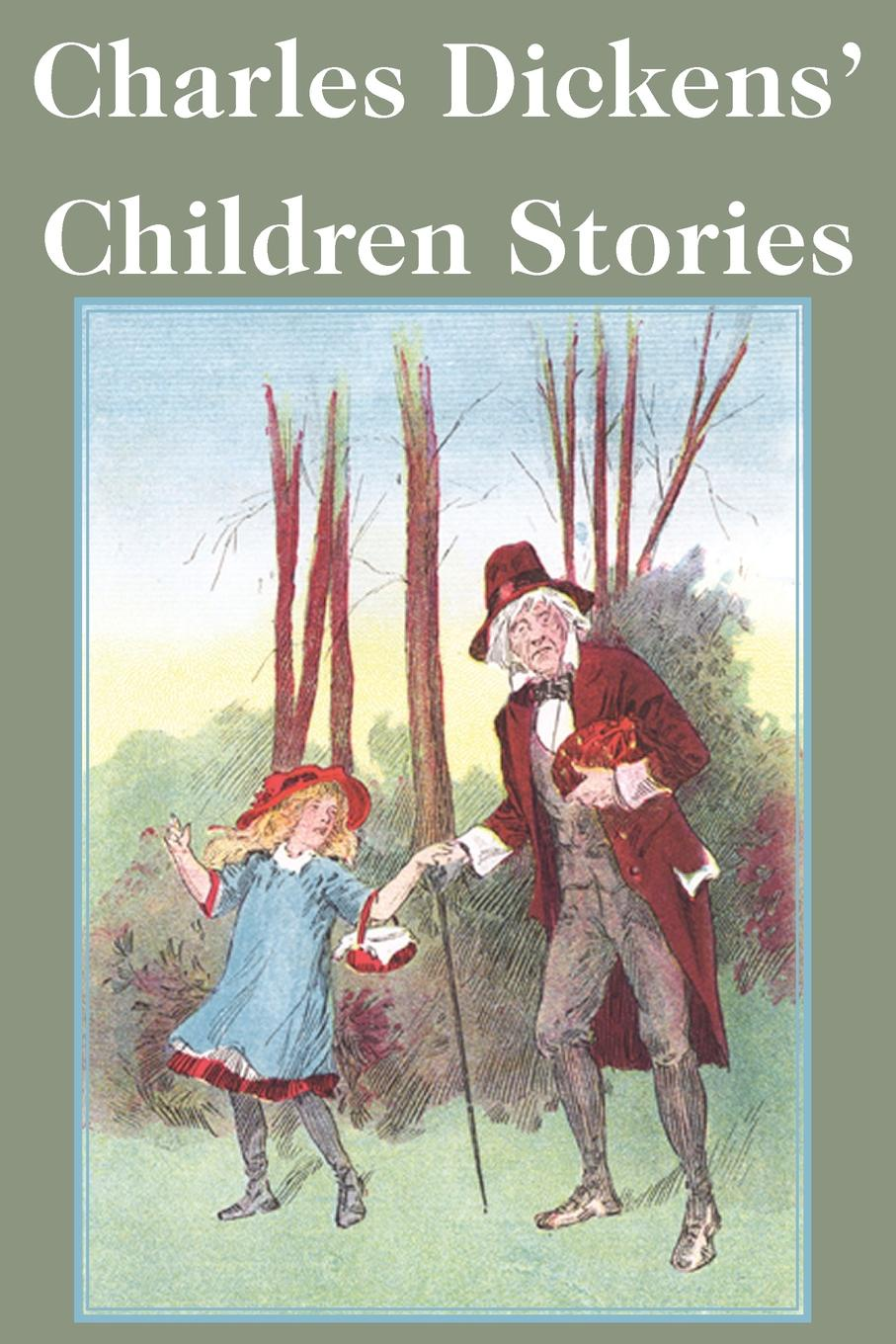 Чарльз Диккенс Charles Dickens' Children Stories crow nosy pip and posy the little puddle
