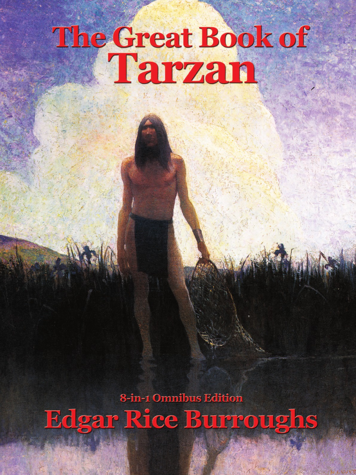 Edgar Rice Burroughs The Great Book of Tarzan edgar rice burroughs the war chief