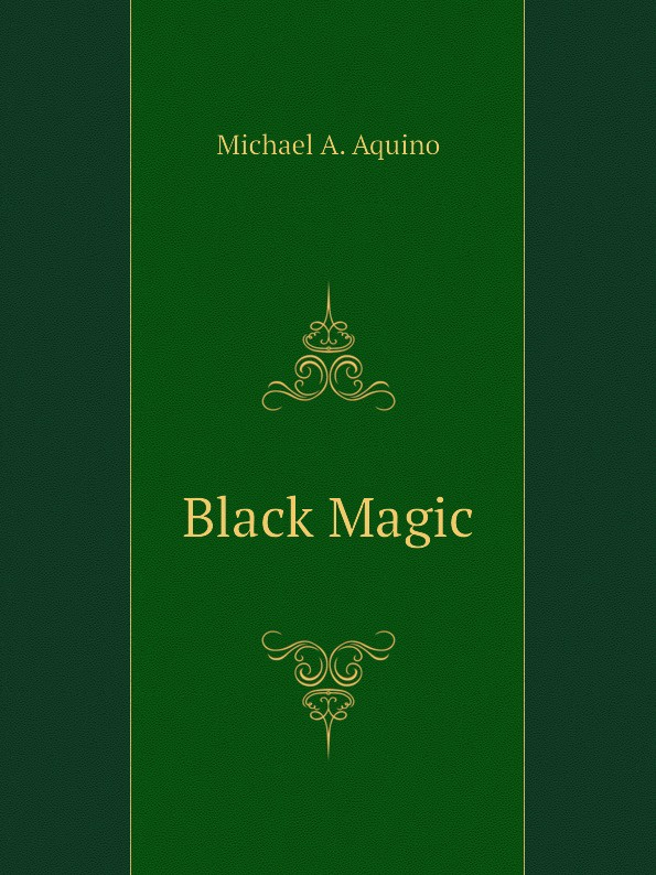 Michael A. Aquino Black Magic michael frayn noises off a play
