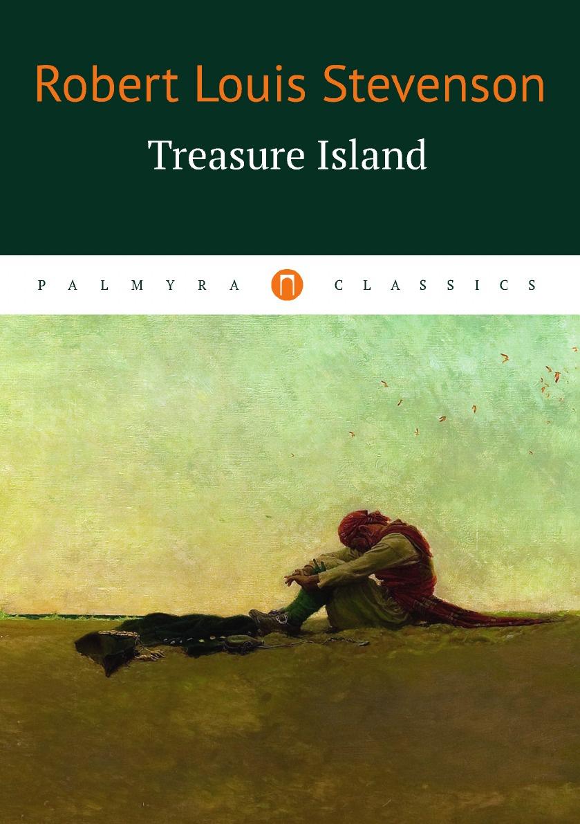 Robert Louis Stevenson Treasure Island цена