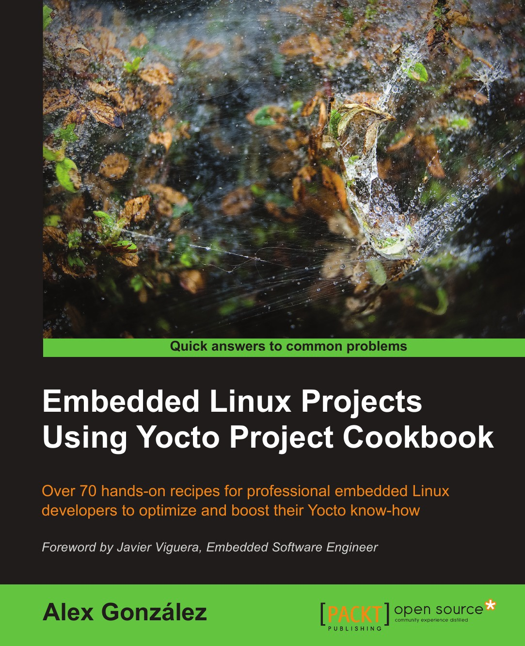 Alex González Embedded Linux Projects Using Yocto Project Cookbook цена