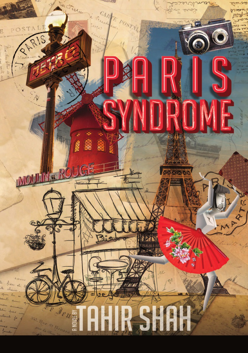 Tahir Shah Paris Syndrome