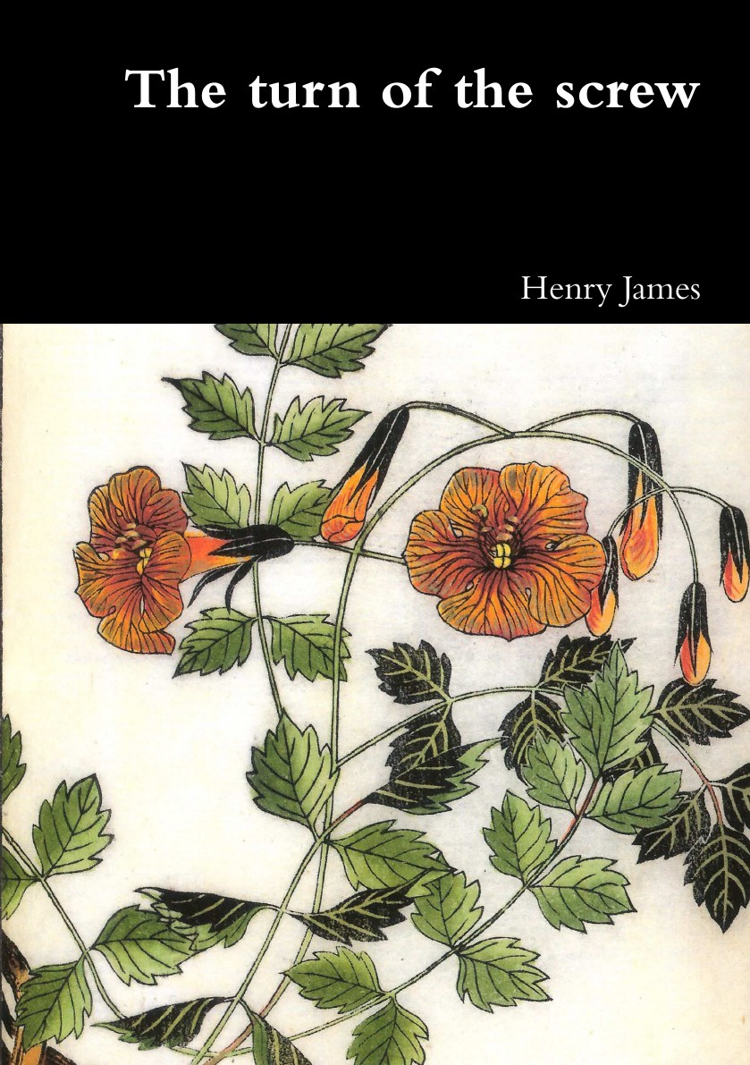 Henry James The turn of the screw felix j palma the map of time and the turn of the screw