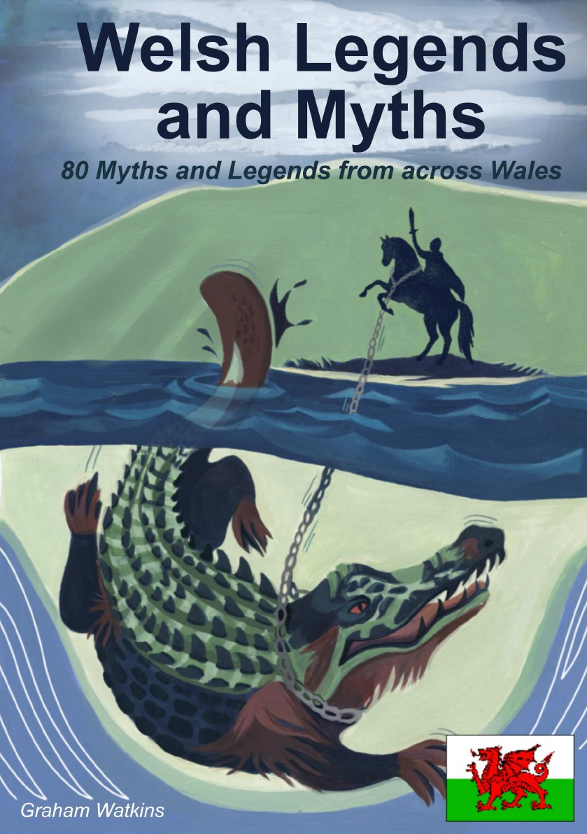Graham Watkins Welsh Legends and Myths d aulaires book of norse myths