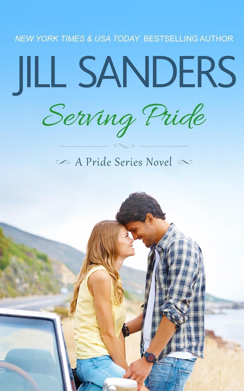 Jill Sanders Serving Pride printio sheriff