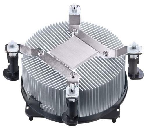 Кулер Cooler Master DI5-9FDPL-P3-GP для 775, 2800 rpm, 4pin кулер cooler master c116 cp6 9gdsc 0l gp