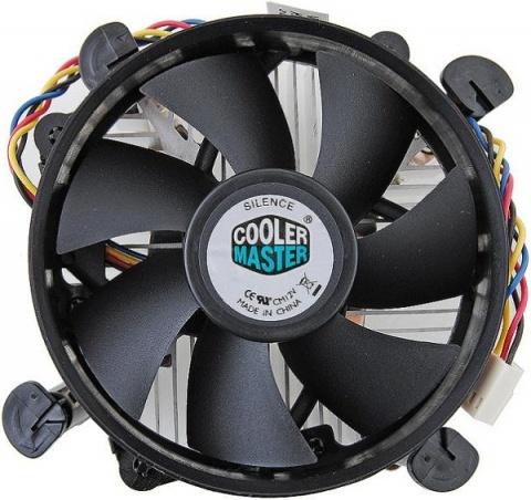 Кулер Cooler Master DI5-NHDSA-01 для 775, 4pin кулер cooler master dk9 8gd2a 0l gp