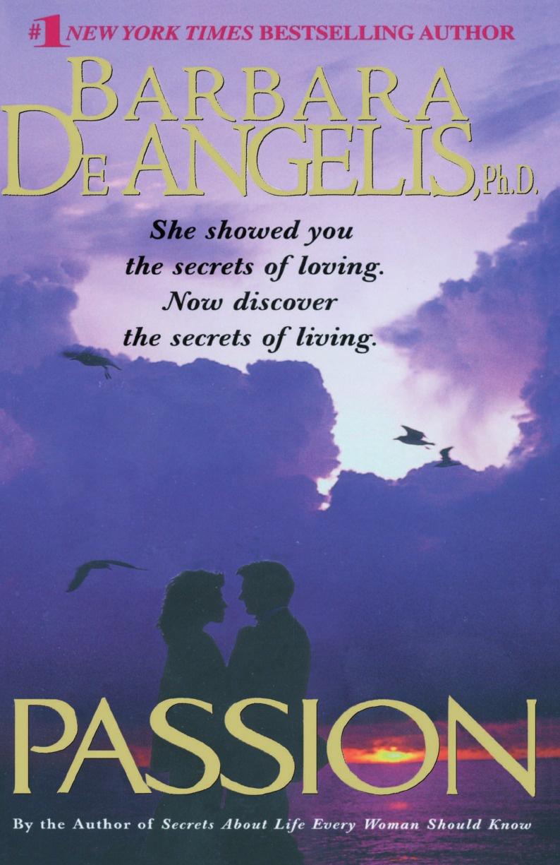 Barbara De Angelis Passion цена и фото