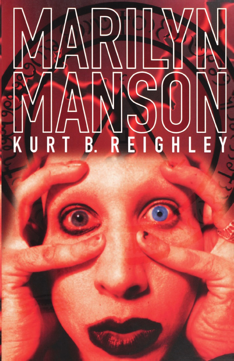 Kurt Reighley Marilyn Manson marilyn pappano in the enemy s arms
