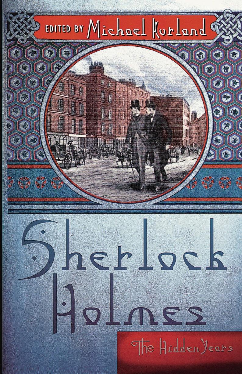 Michael Kurland Sherlock Holmes