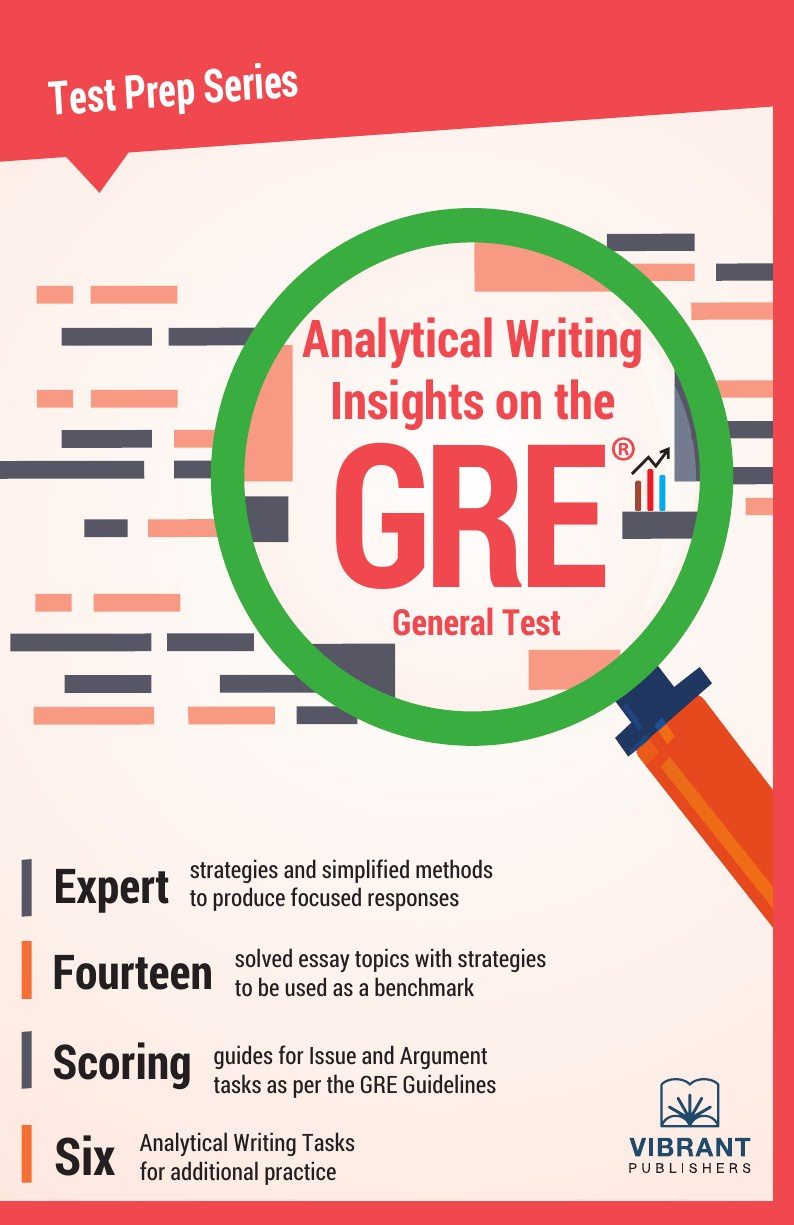 Analytical Writing Insights on the GRE General Test недорго, оригинальная цена
