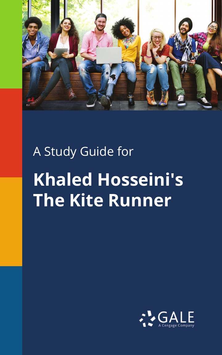цена на Cengage Learning Gale A Study Guide for Khaled Hosseini's The Kite Runner