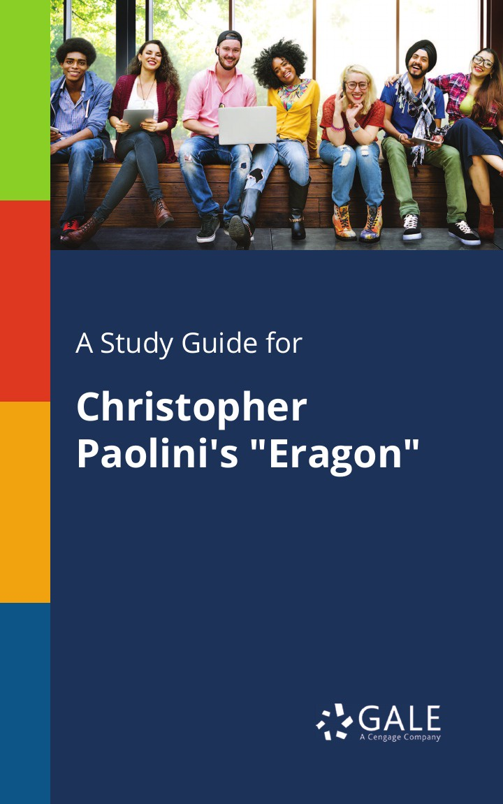 Cengage Learning Gale A Study Guide for Christopher Paolini's Eragon frueh christopher clinician s guide to posttraumatic stress disorder