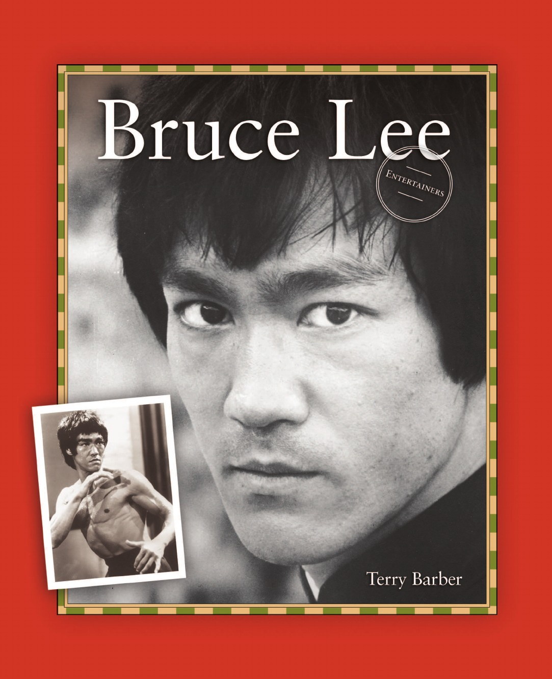 Terry Barber Bruce Lee mitchell bruce a guide to old english