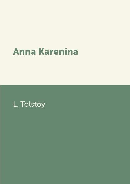 L. Tolstoy Anna Karenina все цены