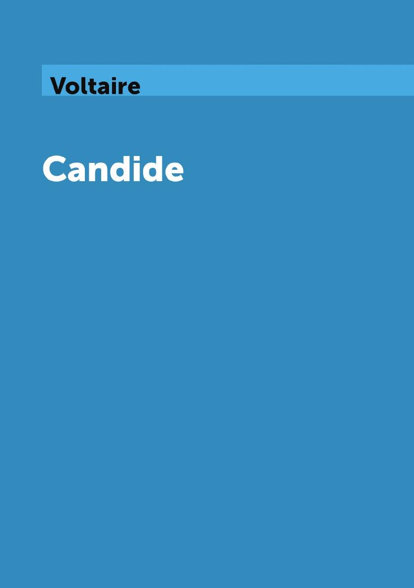 лучшая цена Voltaire Candide