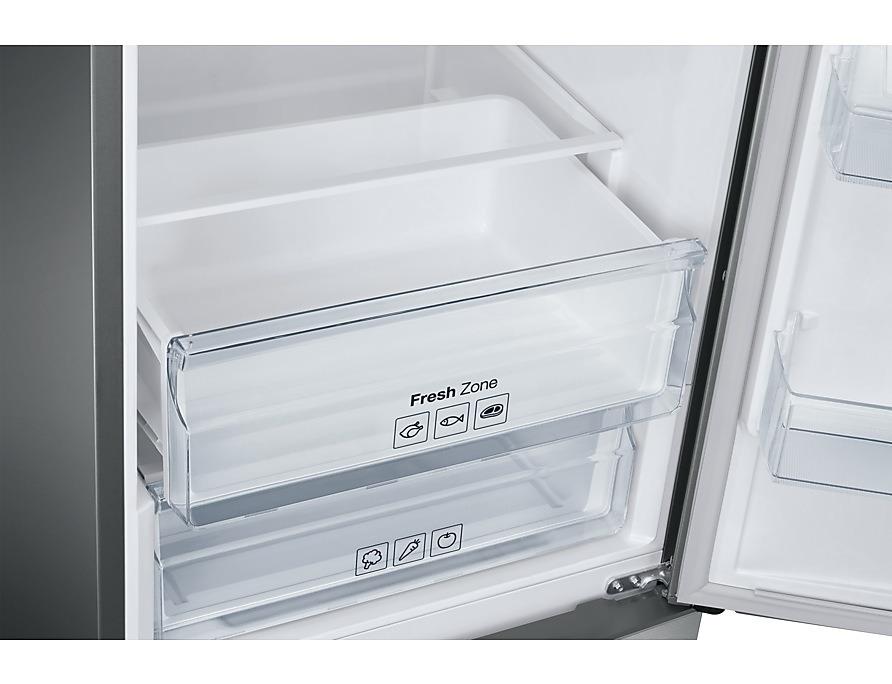 Холодильник Samsung RB-37J5200SA, серебристый Samsung