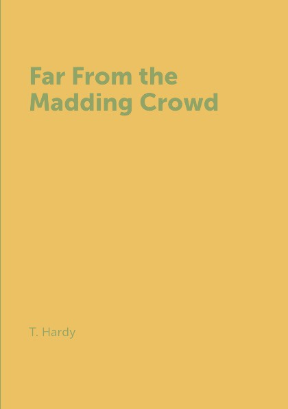 T. Hardy Far From the Madding Crowd набор посуды interos 15231 маслины