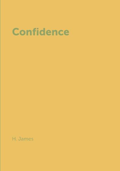 лучшая цена H. James Confidence