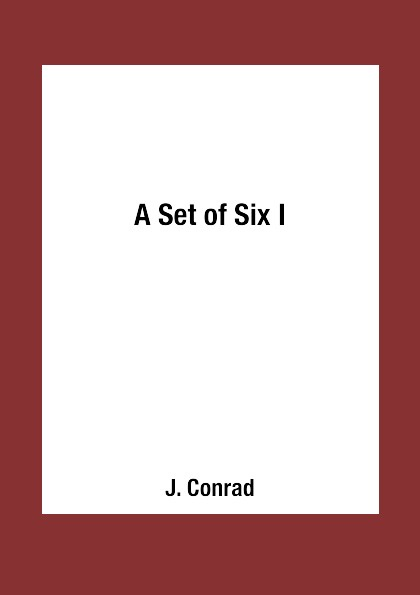 цена на J. Conrad A Set of Six I
