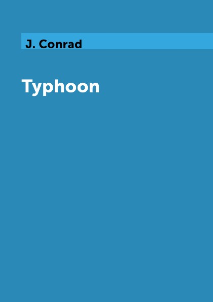 J. Conrad Typhoon conrad j amy foster