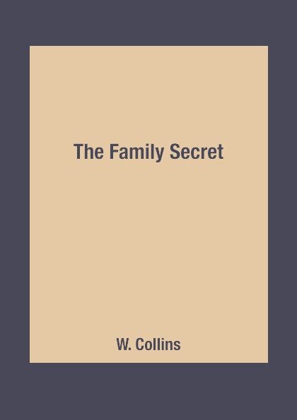 W. Collins The Family Secret sally bee the secret ingredient family cookbook