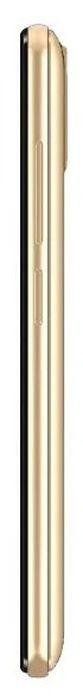 Смартфон Vertex Impress Click NFC 1/8GB, золотой