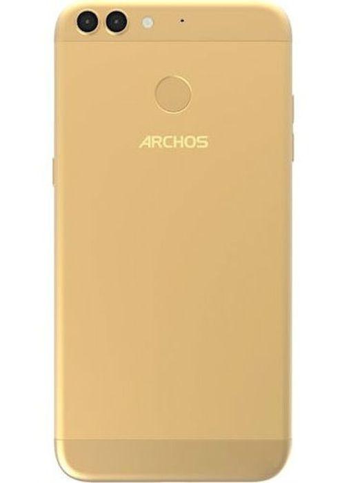 Смартфон Archos Sense 55DC 2/16GB, золотой