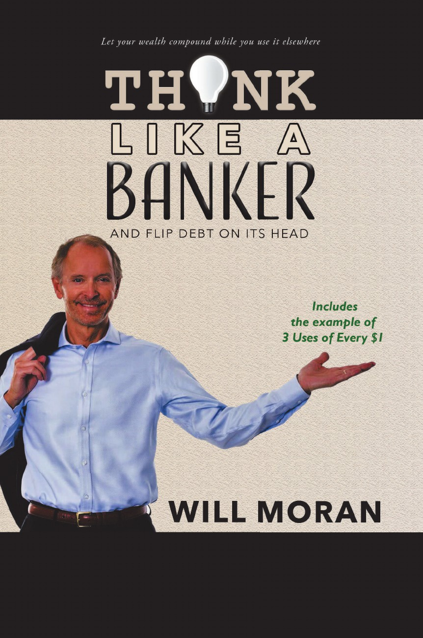 Will Moran Think Like a Banker. And Flip Debt on Its Head paul muolo $700 billion bailout the emergency economic stabilization act and what it means to you your money your mortgage and your taxes