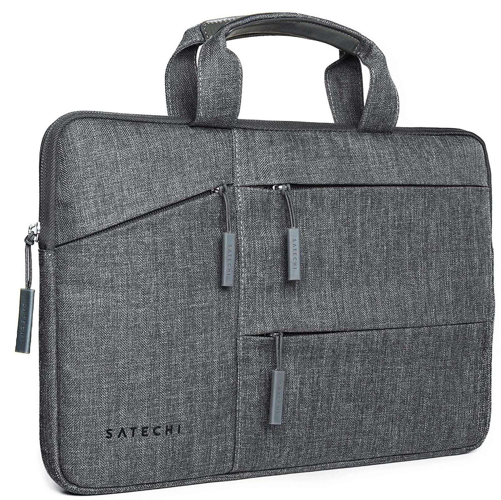Сумка Satechi Water-Resistant Laptop Carrying Case для ноутбуков до 15 дюймов. Материал нейлон. Цве