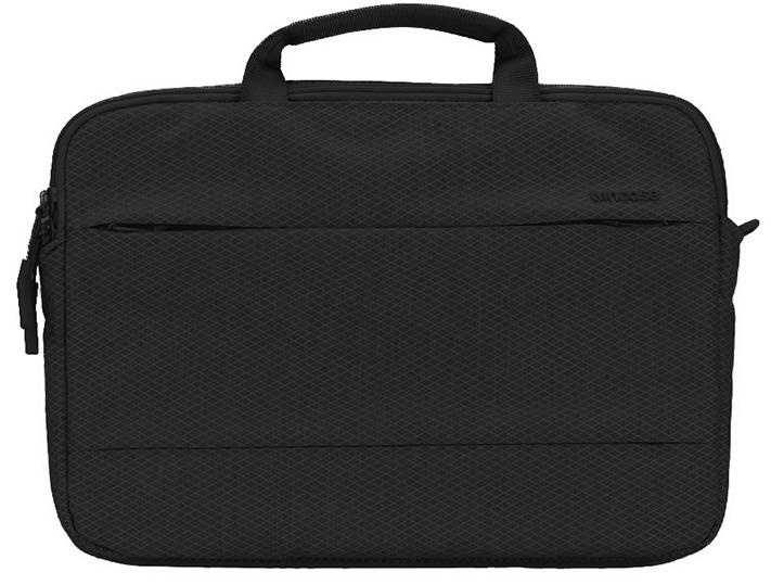 Сумка Incase City Brief 15 with Diamond Ripstop для ноутбуков размером до 15 дюймов. Цвет черный. сумка incase reform collection для ноутбуков размером до 13 темно серый