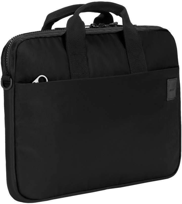 Сумка Incase Compass Brief w/Flight Nylon для ноутбука размером до 15 Цвет черный сумка incase reform collection для ноутбуков размером до 13 темно серый