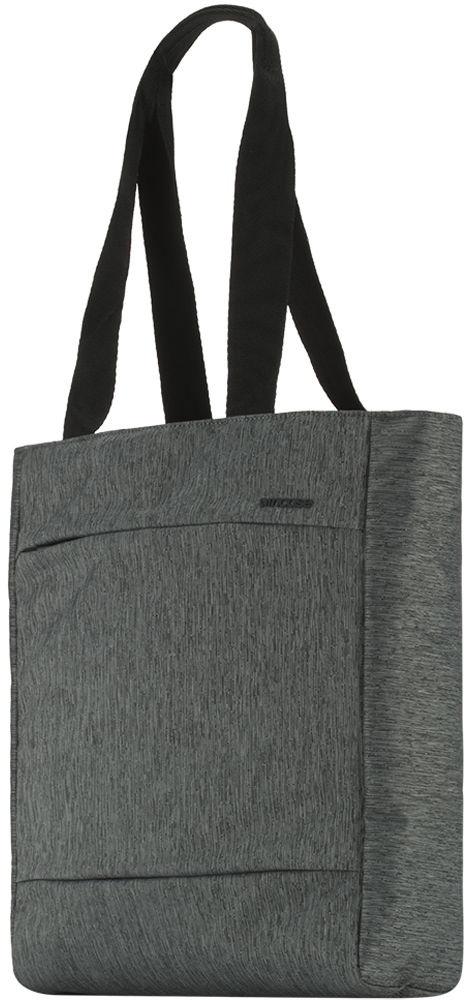 Сумка Incase City General Tote для ноутбука размером до 15 дюймов . Материал нейлон. Цвет серый. сумка incase reform collection для ноутбуков размером до 13 темно серый