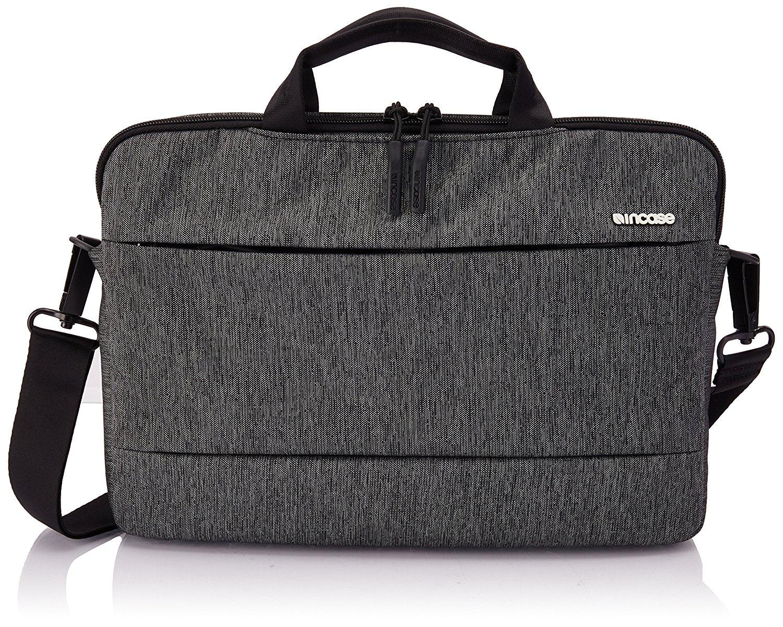 Сумка Incase City Brief 13 для ноутбуков размером до 13 дюймов. Материал полиэстер. Цвет серый.