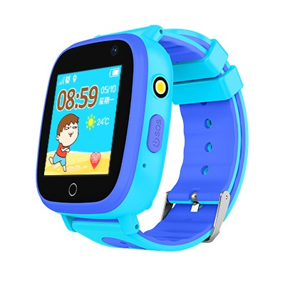Часы Smart Baby Watch Q11 - Синие детские умные часы smart baby watch i8 тёмно синий
