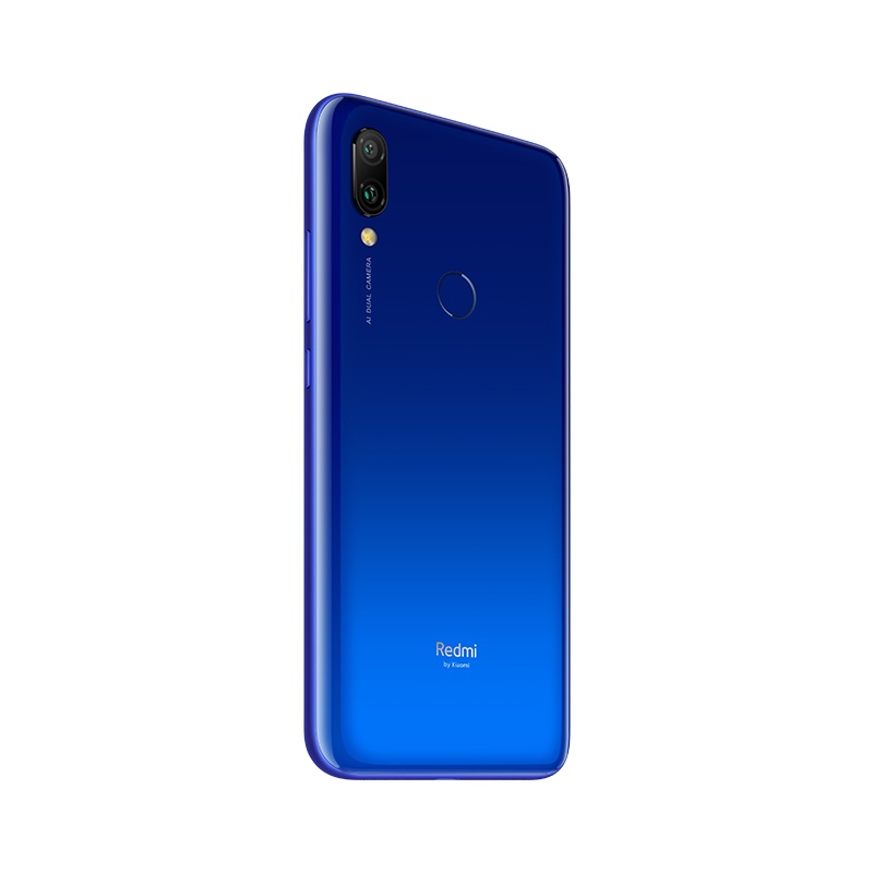 Смартфон Xiaomi Redmi 7 2/16 Гб 16 GB, синий смартфон xiaomi redmi 5 2 16 gb золотистый