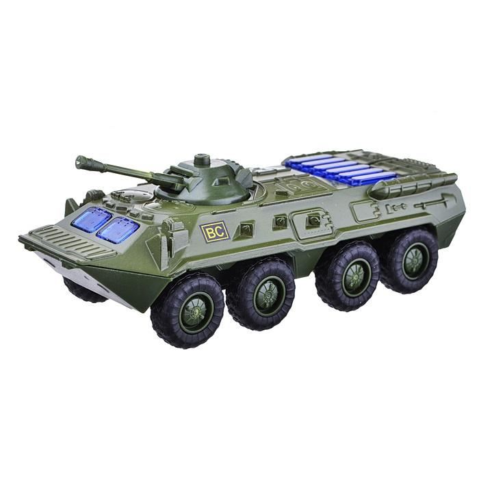 Машина 6409А Военная, на батарейках, в коробке цены онлайн