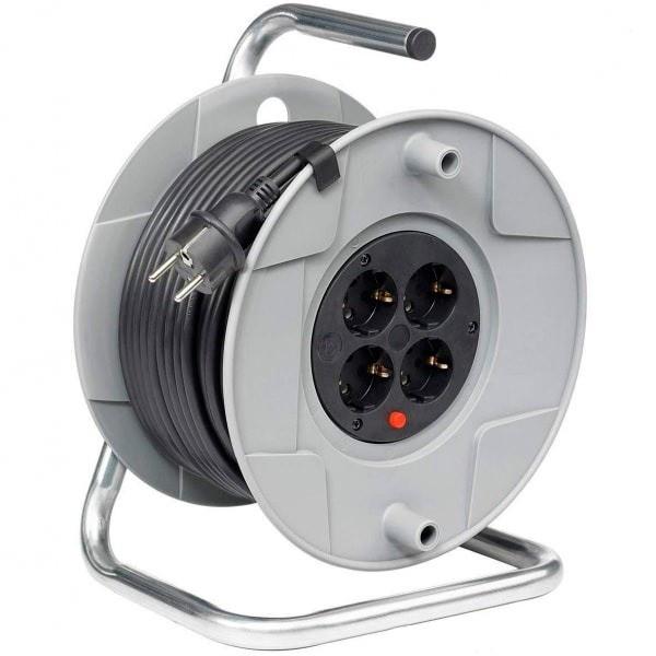 1098058001 Brennenstuhl удлинитель на катушке AK260, 20 м. удлинитель для интернет кабеля