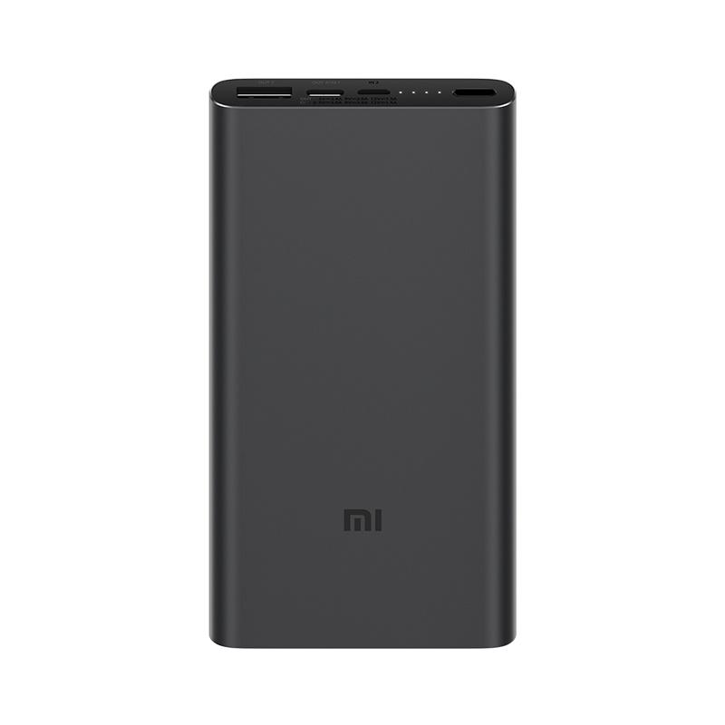 Xiaomi, зарядное устройство Power Bank 20000 мАч, черный