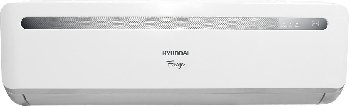 Комплект блоков сплит-системы кондиционера Hyundai Forsage, H-AR1-24H-UI014-K сплит система on off ac tim 24h s20
