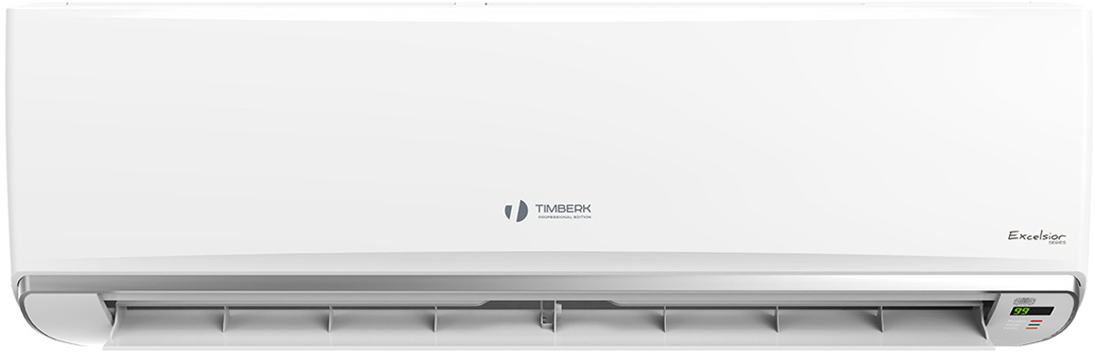 Фото - Комплект блоков сплит-системы кондиционера Timberk Excelsior Inverter, AC TIM 24HDN S20-K кондиционер timberk ac tim 24hdn s20