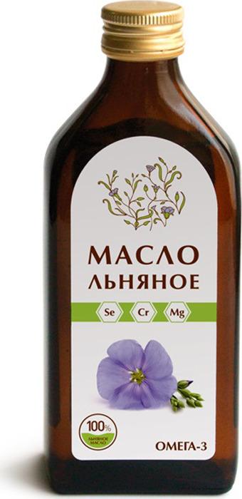 Льняное масло Компас Здоровья Масло льняное, 250 мл масло льняное с селеном хромом кремнием 200 мл компас здоровья правильное питание