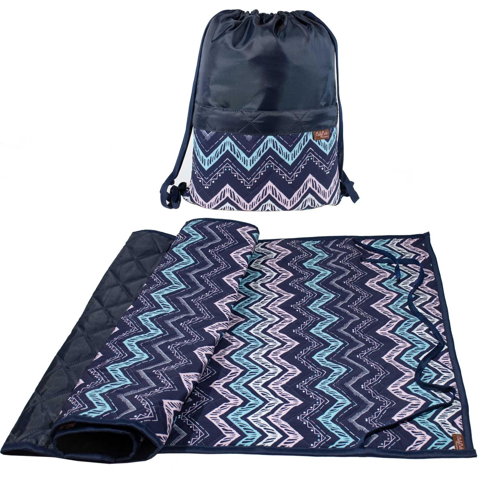 Одноместный комплект - коврик и рюкзак
