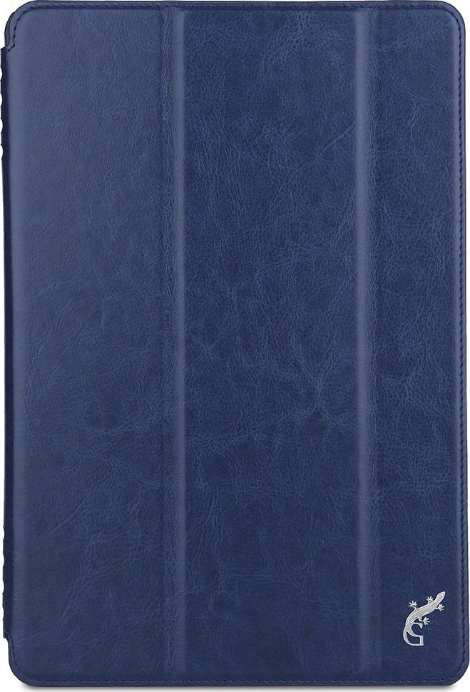 Чехол-книжка G-Case Slim Premium для Huawei MediaPad M5 Lite 10 темно-синий
