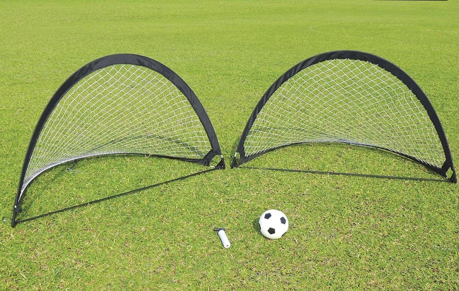Ворота игровые DFC Foldable Soccer ворота на даче своими руками